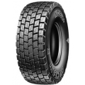 Michelin XDE2 225/75/17.5 129/127M  DOT 2007